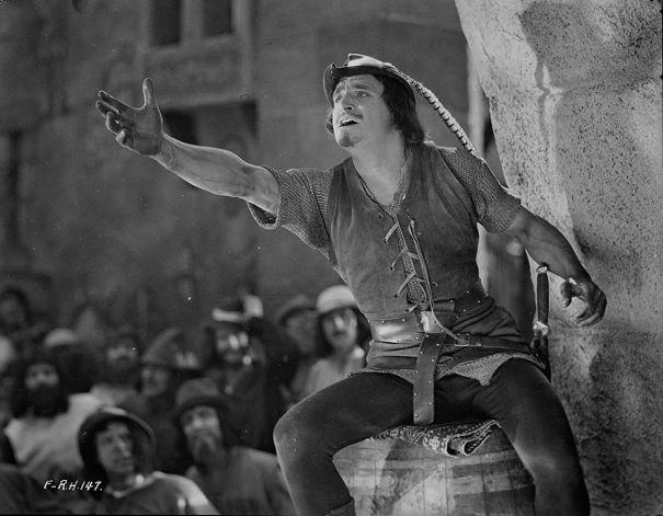 Douglas Fairbanks In 'Robin Hood'