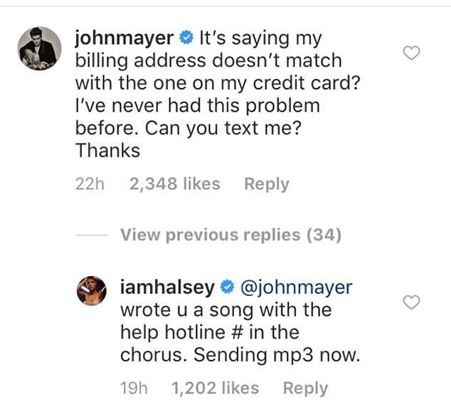 Credit: Instagram/Halsey
