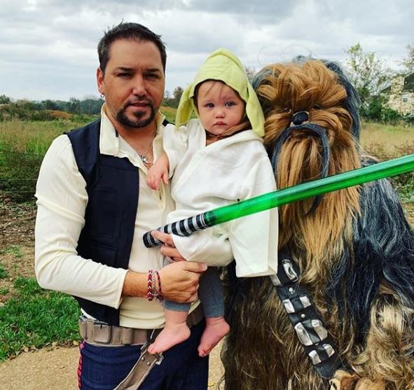 Jason Aldean's Epic 'Star Wars' Costume