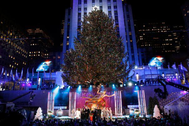 'Christmas in Rockefeller Center'