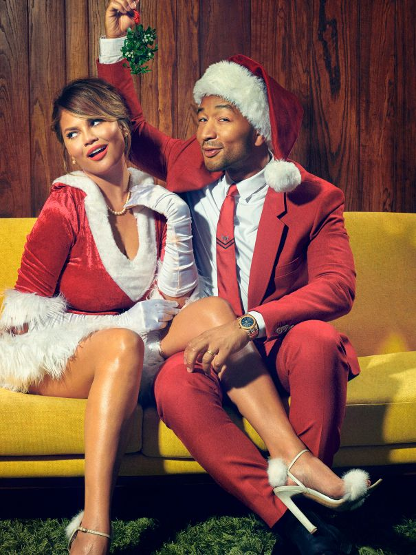 'A Legendary Christmas with John and Chrissy'