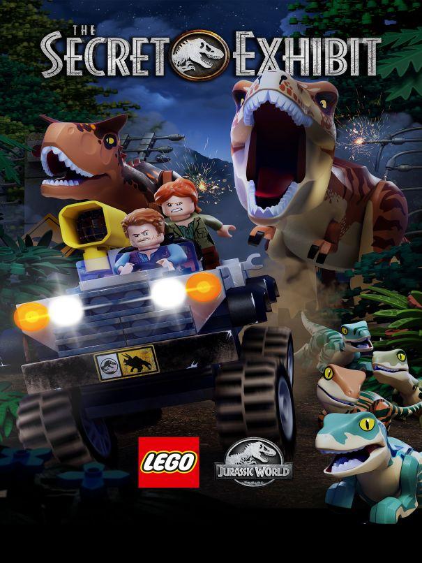 'LEGO Jurassic World: The Secret Exhibit'