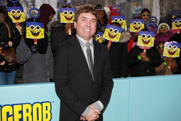 'SpongeBob SquarePants' Creator Stephen Hillenburg, Dead At 57