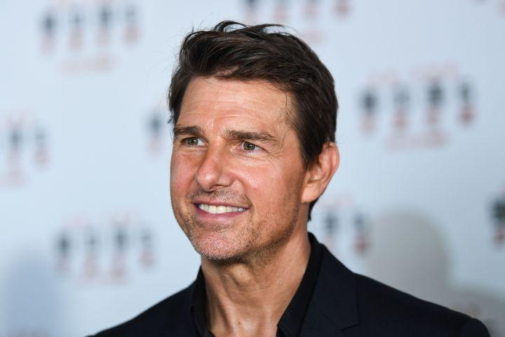 Tom Cruise - Imaginechina/REX/Shutterstock