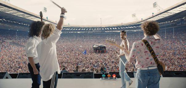 SURPRISE: 'Bohemian Rhapsody' – 'Outstanding Performance By An Ensemble Cast'