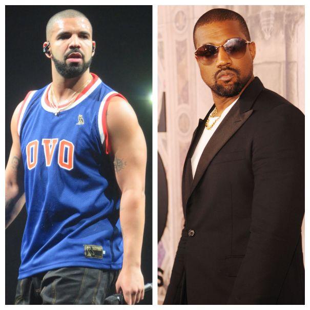 Kanye West vs. Drake