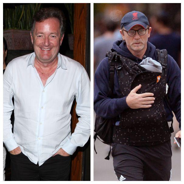Piers Morgan vs. Daniel Craig