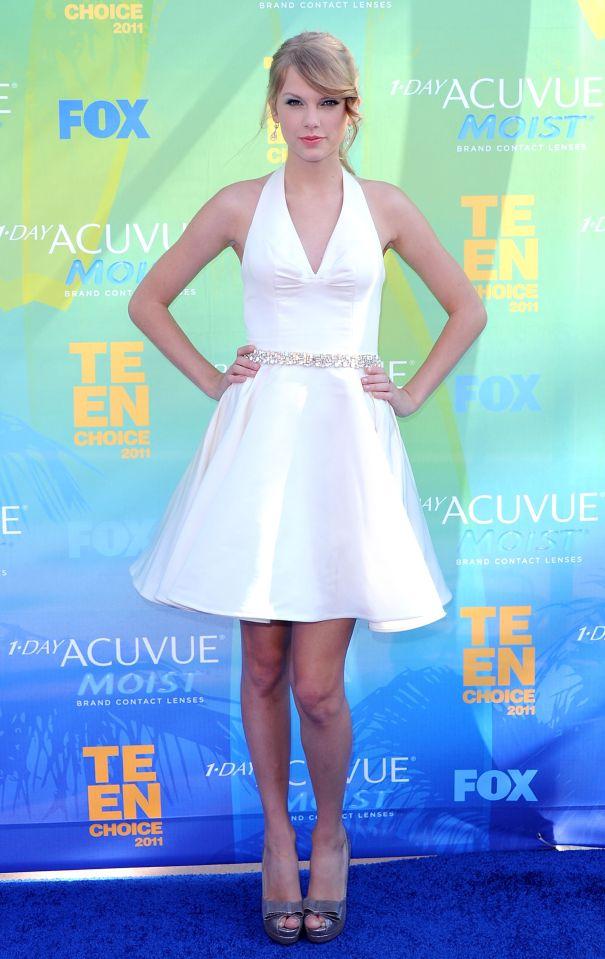 2011: Teen Choice Awards