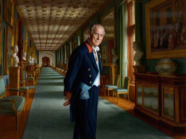 Marking Prince Philip's Retirement