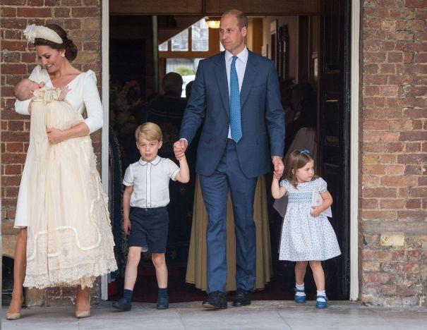 A Royal Christening