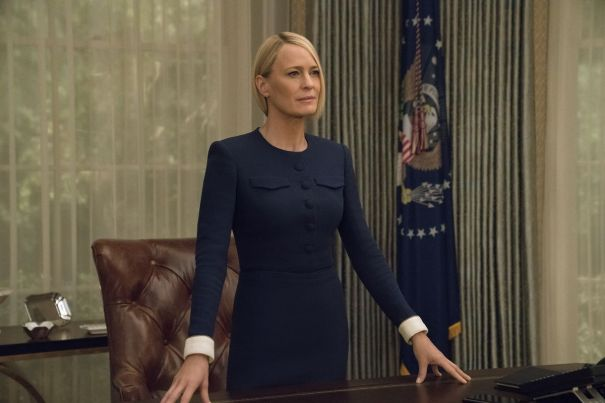 SURPRISE: Robin Wright – 'Outstanding Performance By A Female Actor, Drama'