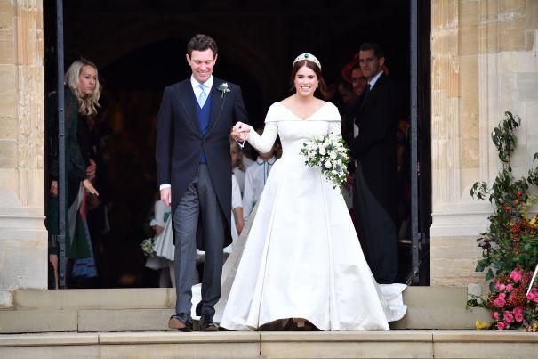 Princess Eugenie Gets Married