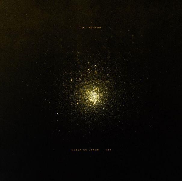 7. 'All The Stars' - Kendrick Lamar feat. SZA