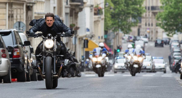 7. 'Mission Impossible - Fallout'