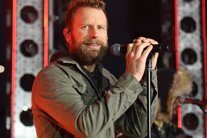 Dierks Bentley performs live from Nashville, Tennessee on 'Good Morning America,' on Wednesday, Nov. 14, 2018 on ABC.  (Photo by ) DIERKS BENTLEY