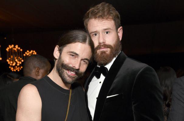 'Queer Eye' Star Jonathan Van Ness And Wilco Froneman Split