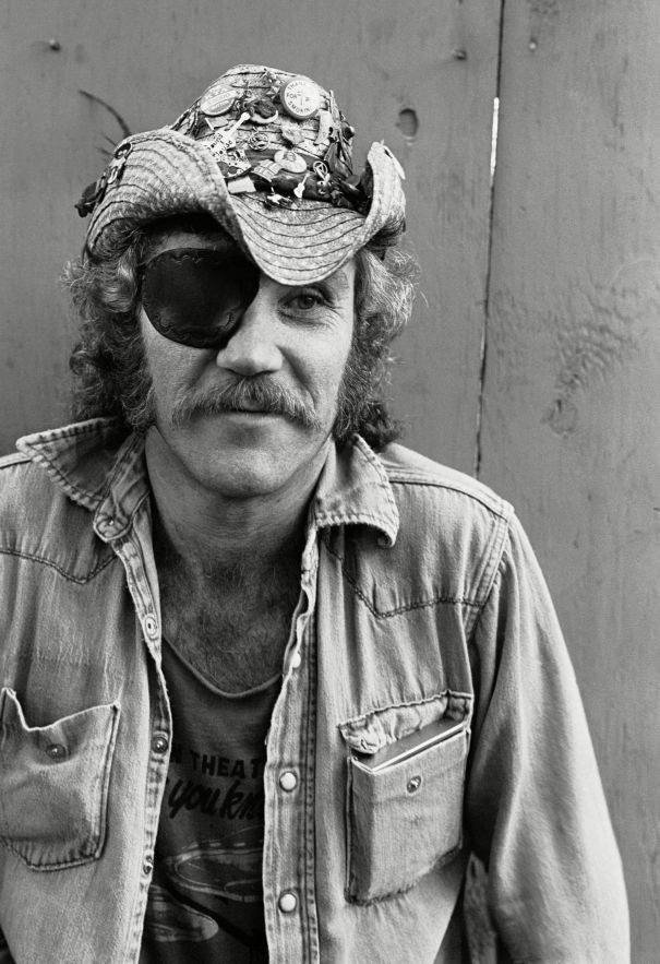 Dr. Hook & The Medicine Show's Ray Sawyer