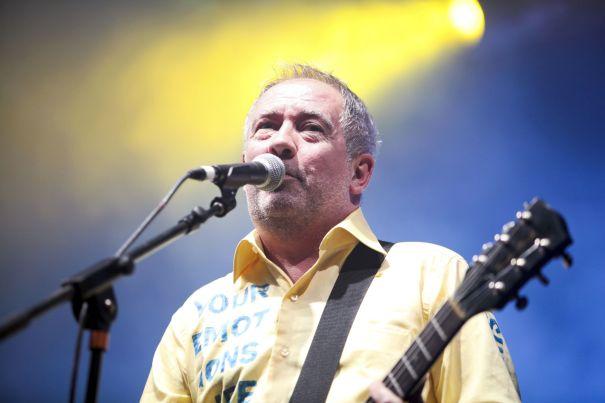 Buzzcocks Singer Pete Shelley Dead At 63