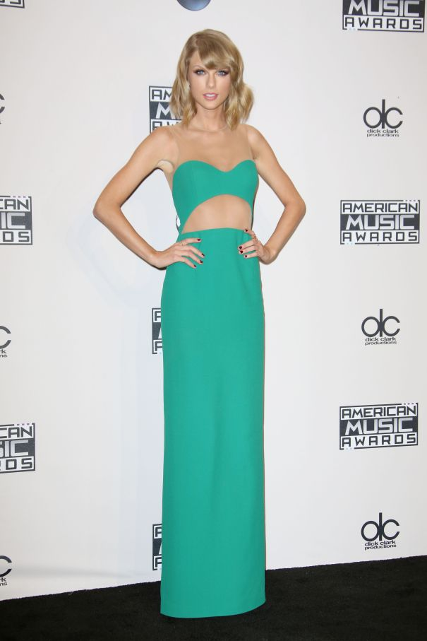 2014: American Music Awards