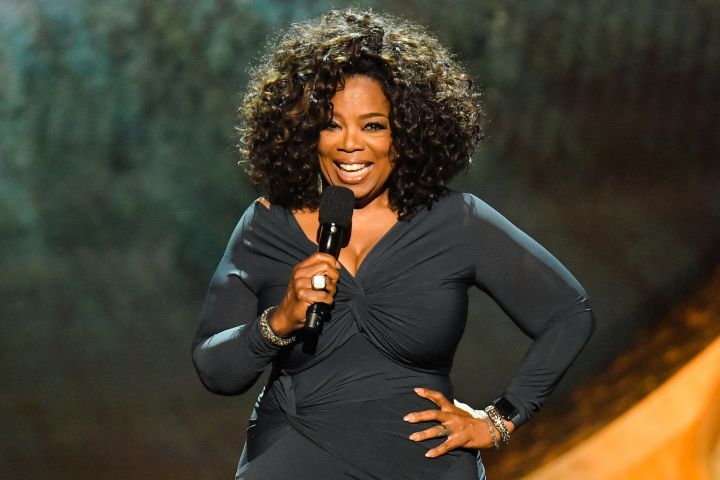 Oprah Winfrey - Rob Latour/Variety/REX/Shutterstock
