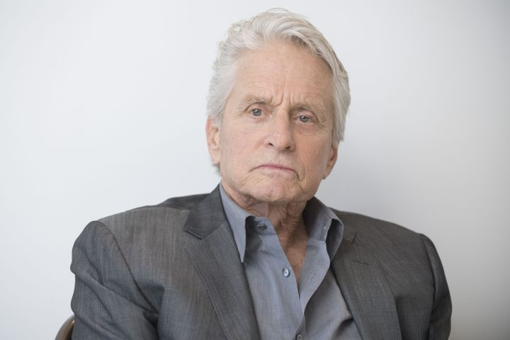 "Mandatory Credit: Photo by Sundholm Magnus/action press/REX/Shutterstock (9976048l) Michael Douglas Michael Douglas, who stars in ""The Kominsky Method"", at the Beverly Hilton Hotel, Beverly Hills, USA - 08 Nov 2018"