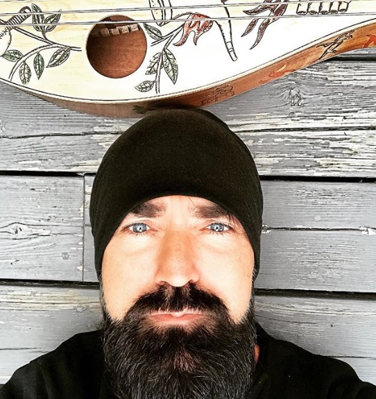 Walk Off The Earth's Mike 'Beard Guy' Taylor