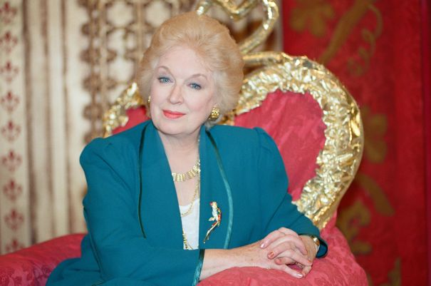 Dame June Whitfield Dies At 93