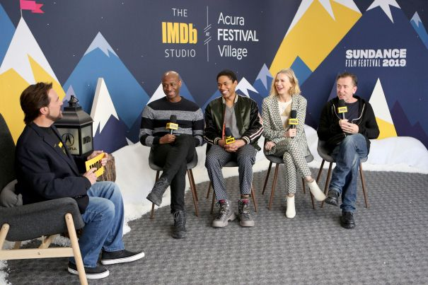 Naomi Watts And 'Luce' Cast Laugh It Up At Sundance