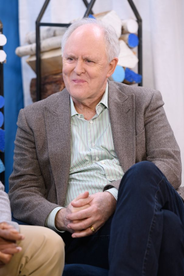 John Lithgow Chats About 'The Tomorrow Man'