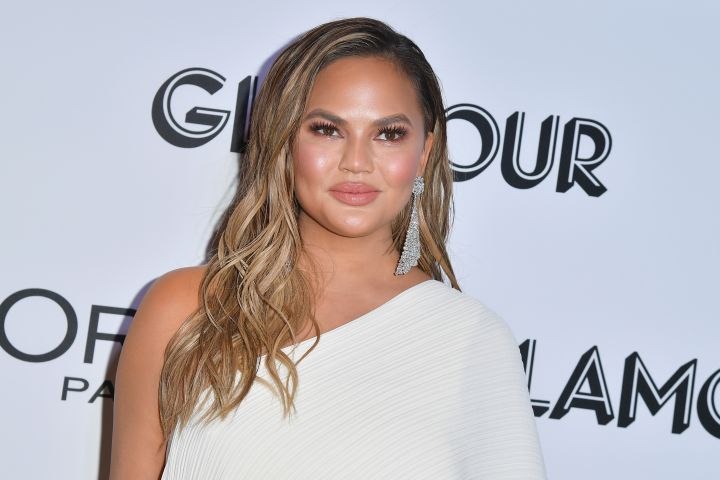 Chrissy Teigen. Photo by ANGELA WEISS/AFP/Getty Images)