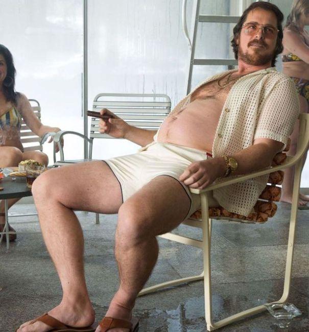 Irving Rosenfeld In 'American Hustle' (2013)