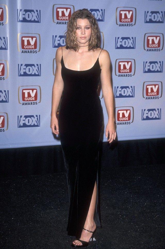 Jessica Biel in 1999 Ron Galella, Ltd./WireImage