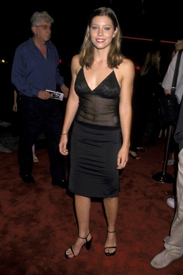 Jessica Biel in 1999 Jim Smeal/WireImage