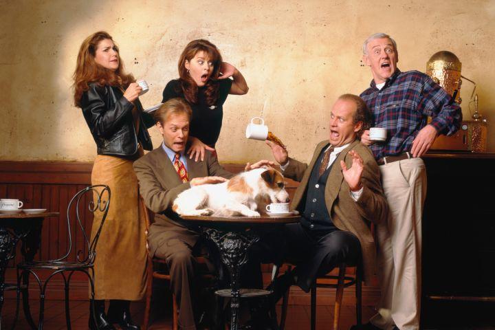 """""""Frasier"""" - NBC"""