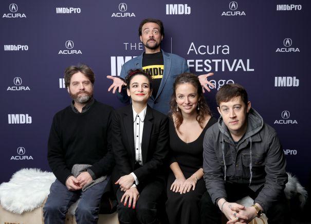 Cast Of 'The Sunlit Night'