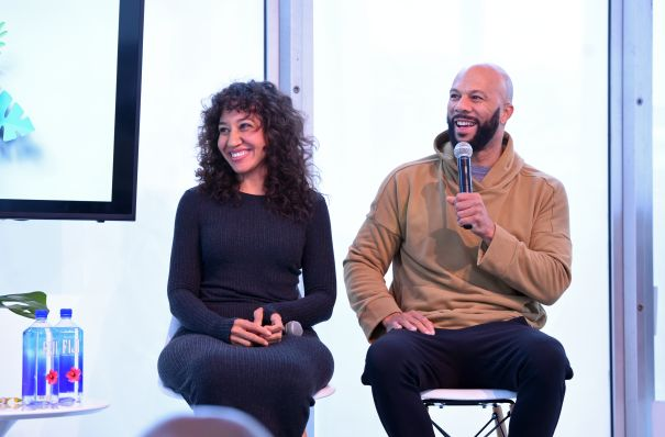 Melisa Resch and Common