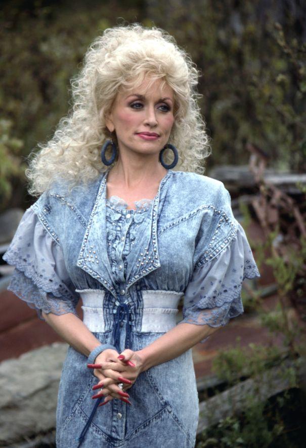 1987: Denim Darling
