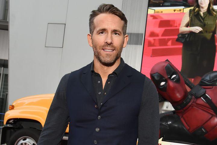 Ryan Reynolds - Getty Images