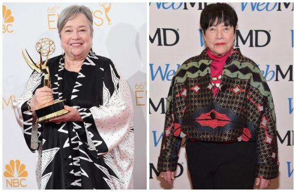Kathy Bates Drops Around 60 Pounds