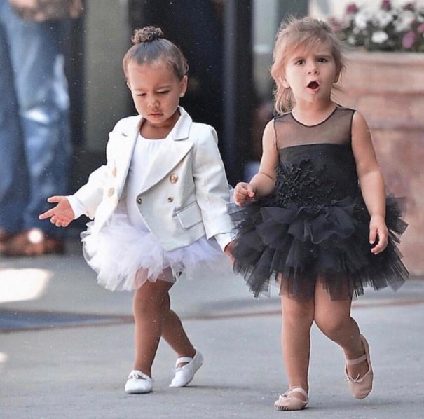 Penelope And North Are Beautiful