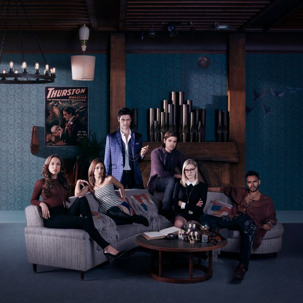 Cancelled: 'The Magicians'
