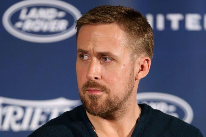 Mandatory Credit: Photo by Katie Jones/Variety/REX/Shutterstock (10053518ba) Ryan Gosling 'First Man' Variety Film Screening Series, Los Angeles, USA - 09 Jan 2019
