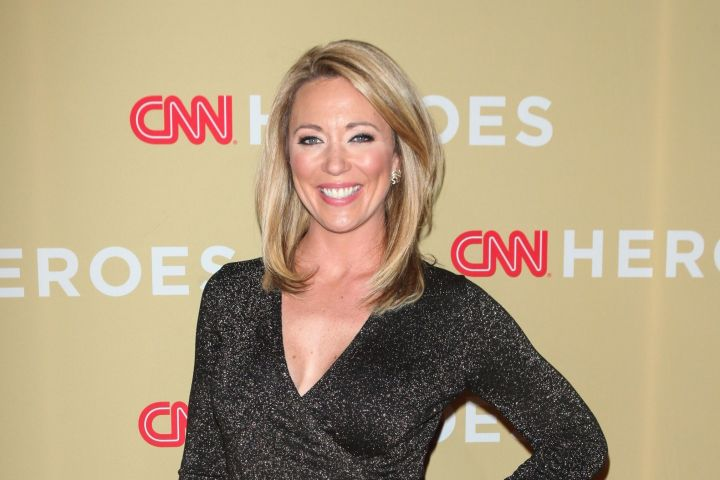 Mandatory Credit: Photo by Mediapunch/REX/Shutterstock (4251796ag) Brooke Baldwin CNN Heroes: An All Star Tribute, New York, America - 18 Nov 2014