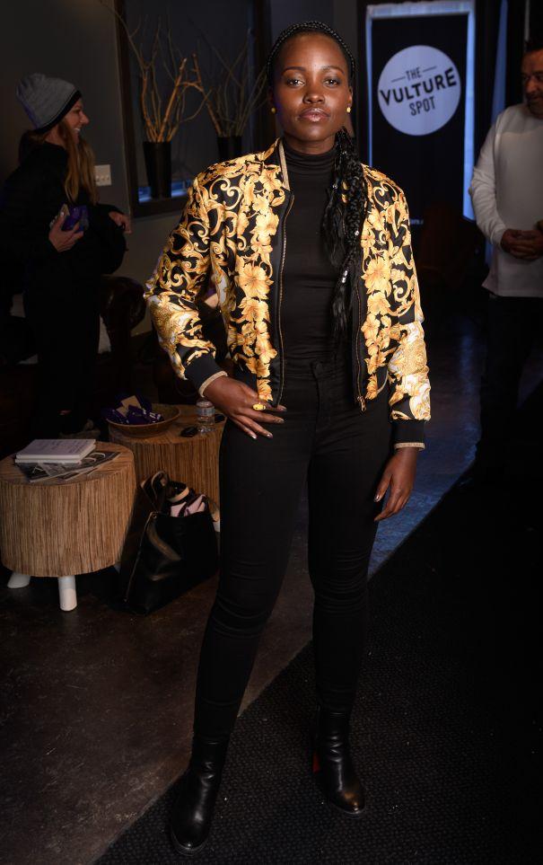 Lupita Nyong'o's Golden Hour