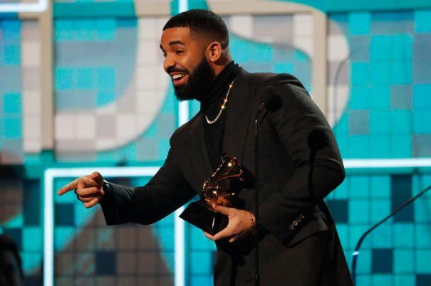 Drake Wins Best Rap Song