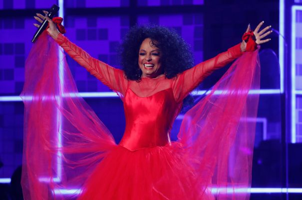 Diana Ross Celebrates Her Birthday In Style