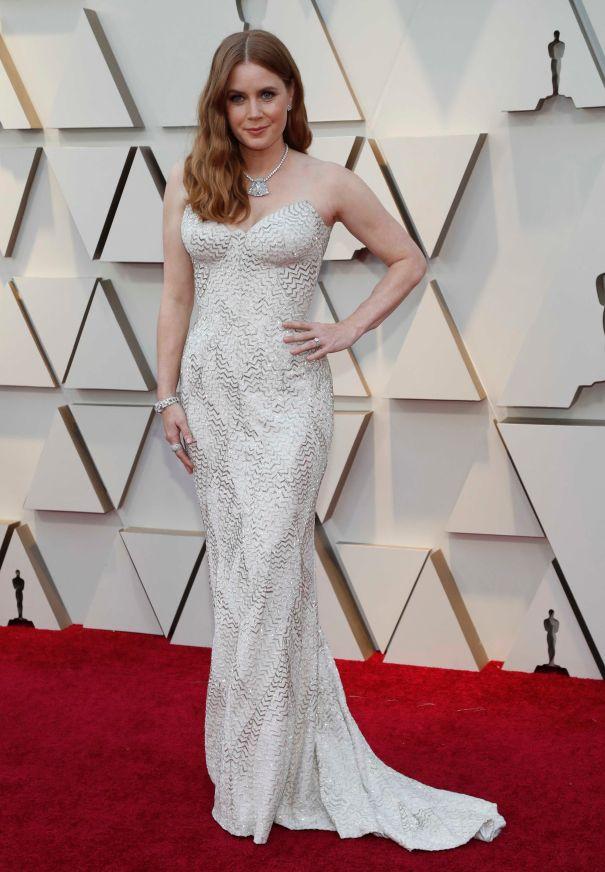 Amy Adams – 6 Nominations