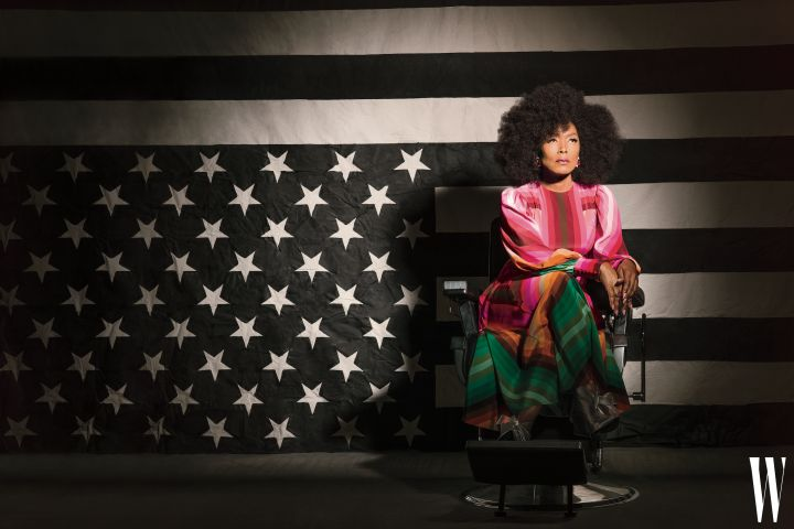 Photo: LaToya Ruby Frazier/W Magazine