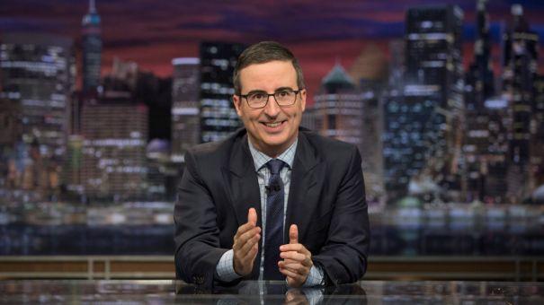 'Last Week Tonight with John Oliver' - season premiere