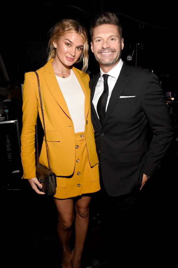 Ryan Seacrest And Shayna Taylor Break Up